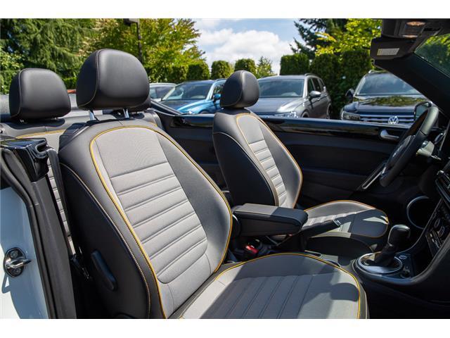 2019 Volkswagen Beetle 2.0 TSI Dune (Stk: KB503683) in Vancouver - Image 18 of 30
