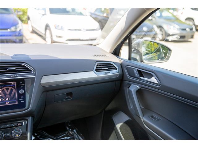 2019 Volkswagen Tiguan Comfortline (Stk: KT117064) in Vancouver - Image 17 of 29