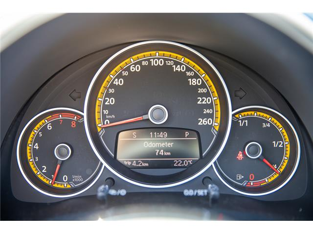 2019 Volkswagen Beetle 2.0 TSI Dune (Stk: KB503683) in Vancouver - Image 23 of 30