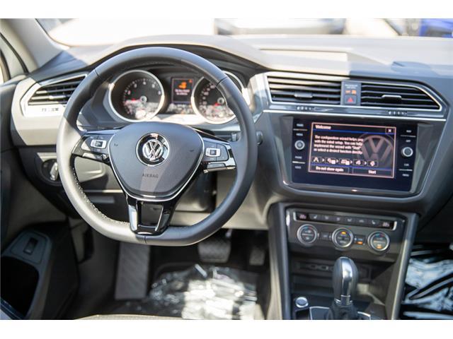 2019 Volkswagen Tiguan Comfortline (Stk: KT136899) in Vancouver - Image 16 of 29