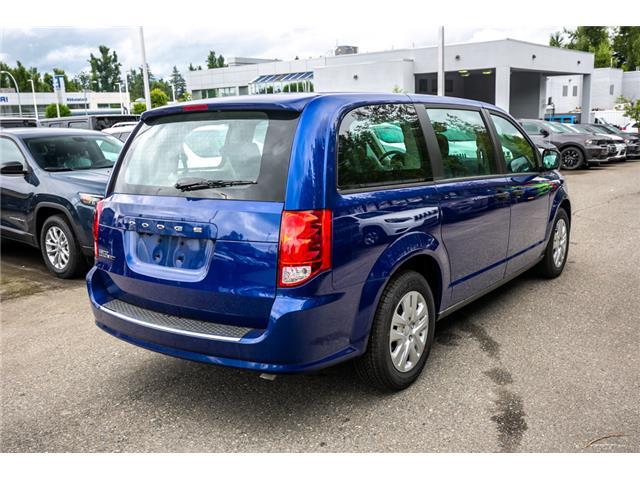 2019 Dodge Grand Caravan CVP/SXT (Stk: K634399) in Abbotsford - Image 7 of 22
