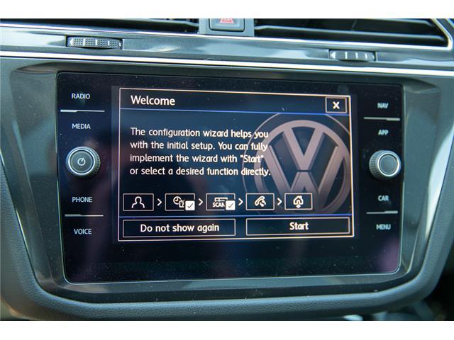 2019 Volkswagen Tiguan Comfortline (Stk: KT117064) in Vancouver - Image 22 of 29