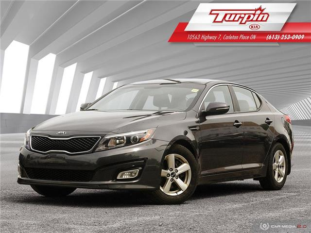 2015 Kia Optima LX (Stk: 20DT044A) in Carleton Place - Image 1 of 29