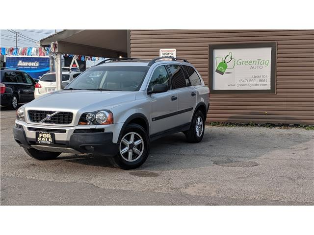 2004 Volvo XC90 2.5T (Stk: ) in Mississauga - Image 1 of 30