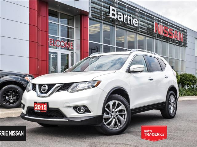 2015 Nissan Rogue SL (Stk: P4579) in Barrie - Image 1 of 26