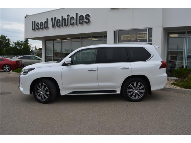 2017 Lexus LX 570 Base (Stk: F170770) in Regina - Image 2 of 50