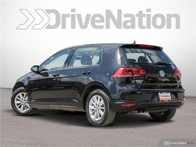 2017 Volkswagen Golf 1.8 TSI Trendline (Stk: A2896) in Saskatoon - Image 4 of 23