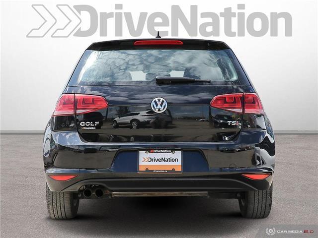 2017 Volkswagen Golf 1.8 TSI Trendline (Stk: A2896) in Saskatoon - Image 5 of 23