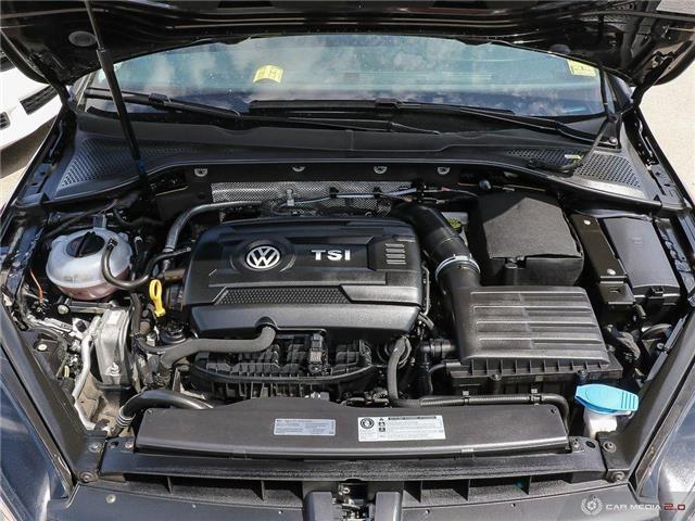 2017 Volkswagen Golf 1.8 TSI Trendline (Stk: A2896) in Saskatoon - Image 8 of 23