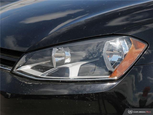 2017 Volkswagen Golf 1.8 TSI Trendline (Stk: A2896) in Saskatoon - Image 10 of 23