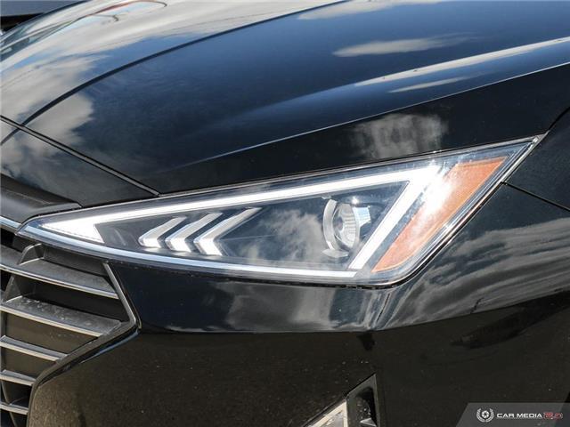 2019 Hyundai Elantra Preferred (Stk: A2901) in Saskatoon - Image 10 of 29