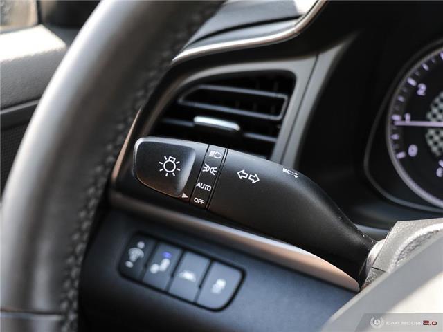 2019 Hyundai Elantra Preferred (Stk: A2901) in Saskatoon - Image 16 of 29