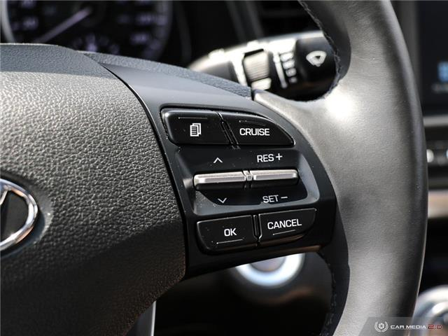 2019 Hyundai Elantra Preferred (Stk: A2901) in Saskatoon - Image 19 of 29