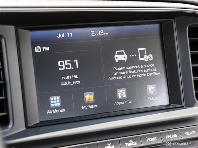 2019 Hyundai Elantra Preferred (Stk: A2901) in Saskatoon - Image 22 of 29