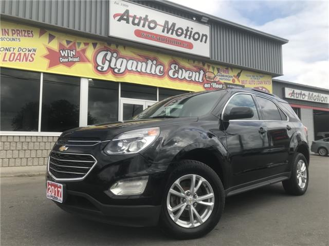 2017 Chevrolet Equinox  (Stk: 19750) in Chatham - Image 1 of 20