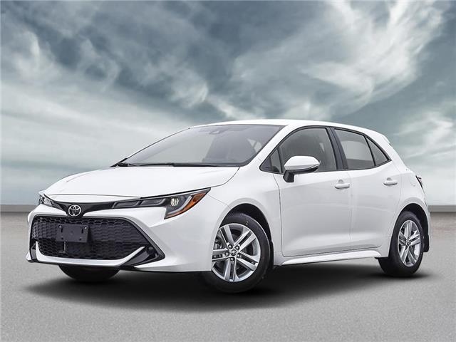 2019 Toyota Corolla Hatchback Base (Stk: 9CB736) in Georgetown - Image 1 of 23