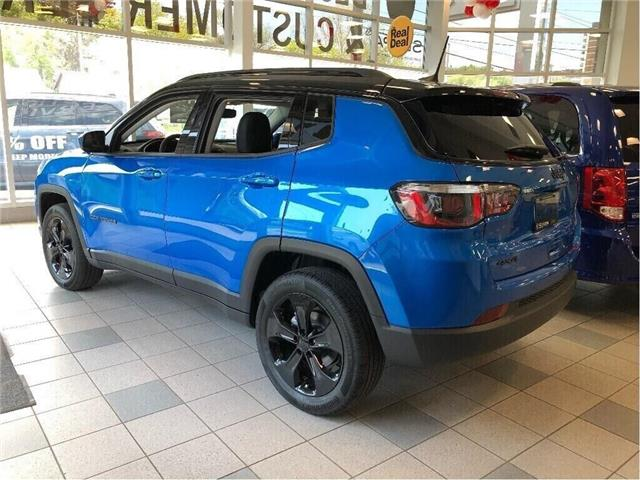2019 Jeep Compass 27B Altitude (DISC) (Stk: 194047) in Toronto - Image 2 of 19