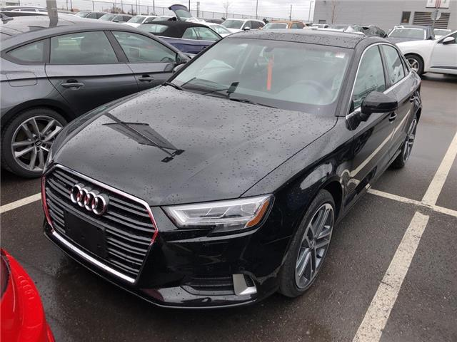 2019 Audi A3 45 Technik (Stk: 50493) in Oakville - Image 1 of 5