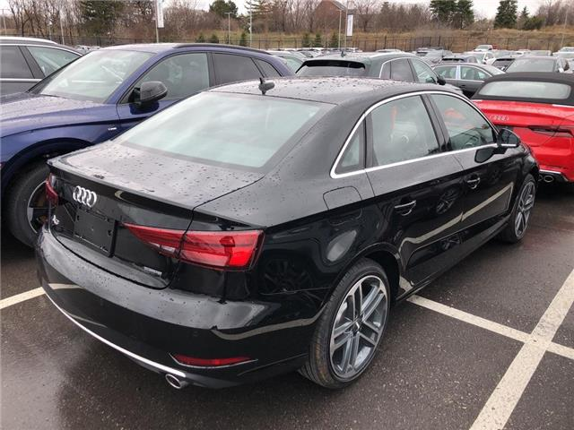 2019 Audi A3 45 Technik (Stk: 50493) in Oakville - Image 4 of 5