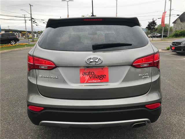 2013 Hyundai Santa Fe Sport 2.4 Luxury (Stk: P050355) in Saint John - Image 4 of 45