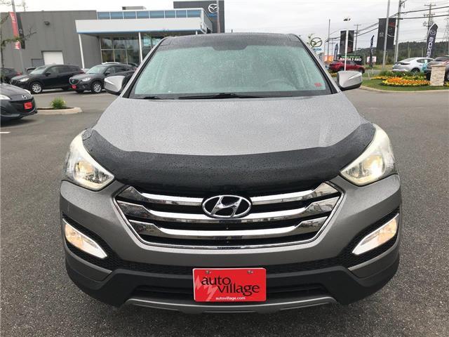 2013 Hyundai Santa Fe Sport 2.4 Luxury (Stk: P050355) in Saint John - Image 8 of 45