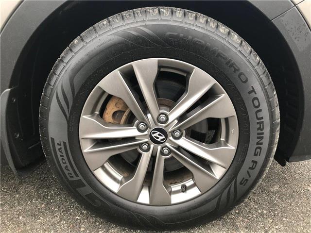 2013 Hyundai Santa Fe Sport 2.4 Luxury (Stk: P050355) in Saint John - Image 9 of 45