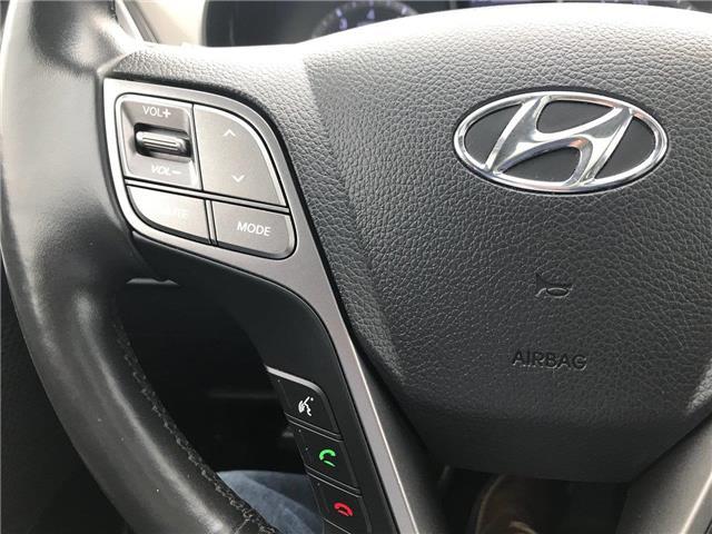 2013 Hyundai Santa Fe Sport 2.4 Luxury (Stk: P050355) in Saint John - Image 26 of 45