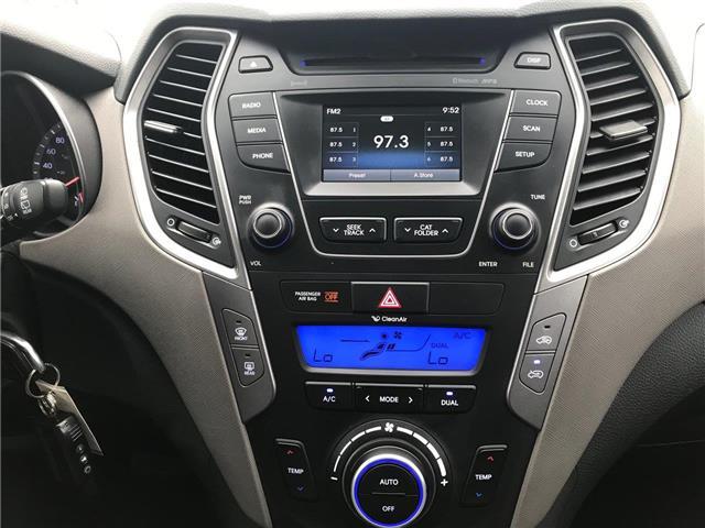 2013 Hyundai Santa Fe Sport 2.4 Luxury (Stk: P050355) in Saint John - Image 27 of 45