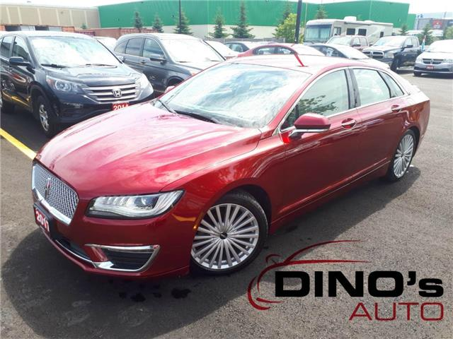 2017 Lincoln MKZ Hybrid Reserve (Stk: 624232) in Orleans - Image 1 of 30