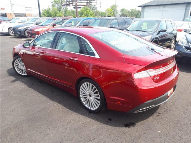 2017 Lincoln MKZ Hybrid Reserve (Stk: 624232) in Orleans - Image 2 of 30