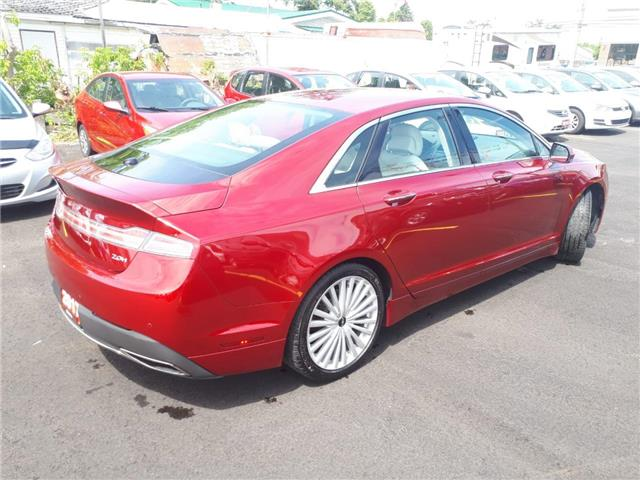 2017 Lincoln MKZ Hybrid Reserve (Stk: 624232) in Orleans - Image 4 of 30