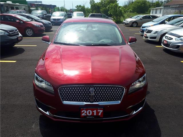 2017 Lincoln MKZ Hybrid Reserve (Stk: 624232) in Orleans - Image 6 of 30