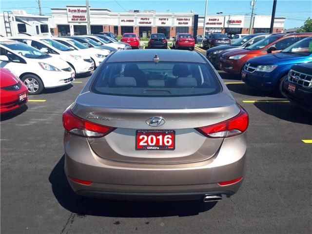 2016 Hyundai Elantra  (Stk: 554502) in Orleans - Image 4 of 27