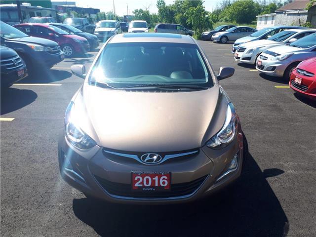 2016 Hyundai Elantra  (Stk: 554502) in Orleans - Image 6 of 27