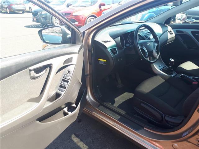 2016 Hyundai Elantra  (Stk: 554502) in Orleans - Image 8 of 27