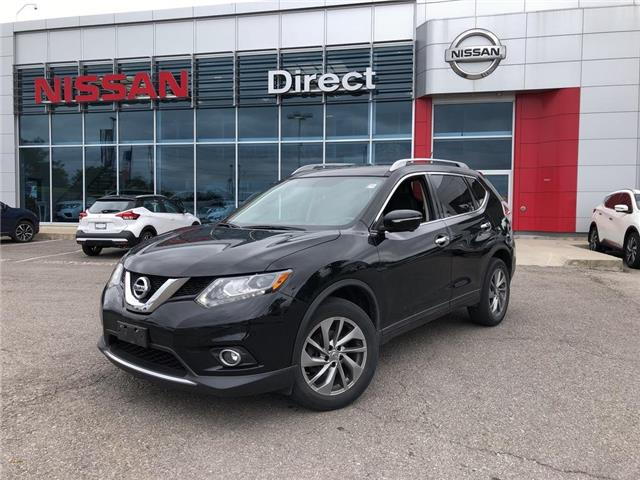 2015 Nissan Rogue SL | CPO | ONE OWNER  (Stk: P0630) in Mississauga - Image 1 of 13
