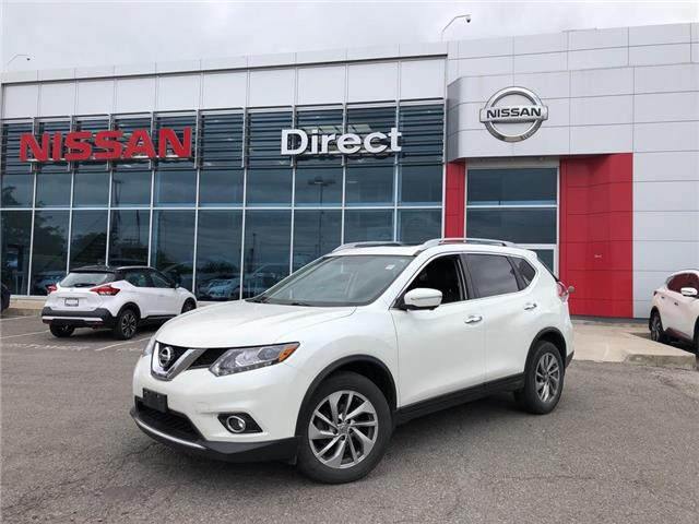 2015 Nissan Rogue SL | NO ACCIDENTS | CPO SPECIAL!!! (Stk: N3984A) in Mississauga - Image 1 of 16