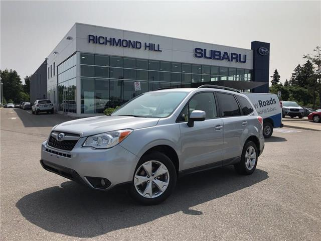 2015 Subaru Forester 2.5i Convenience Package (Stk: T32764) in RICHMOND HILL - Image 1 of 23