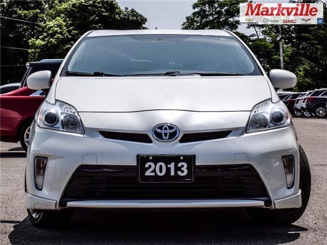 2013 Toyota Prius Hybrid (Stk: 192813B) in Markham - Image 2 of 25