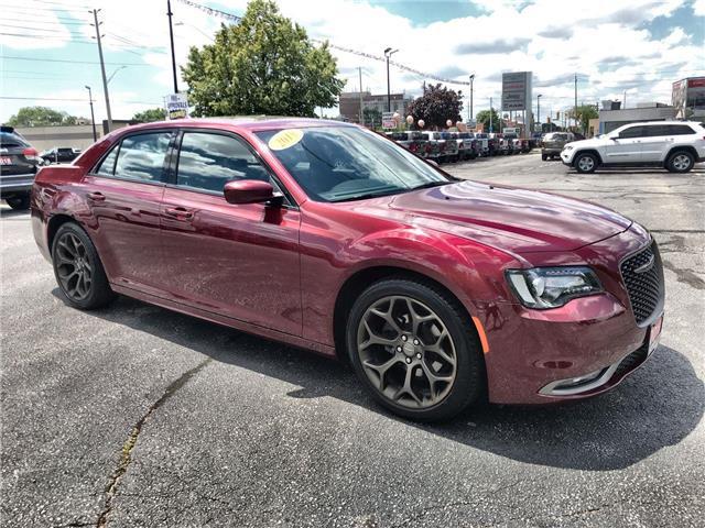 2018 Chrysler 300 S (Stk: 44858) in Windsor - Image 1 of 14