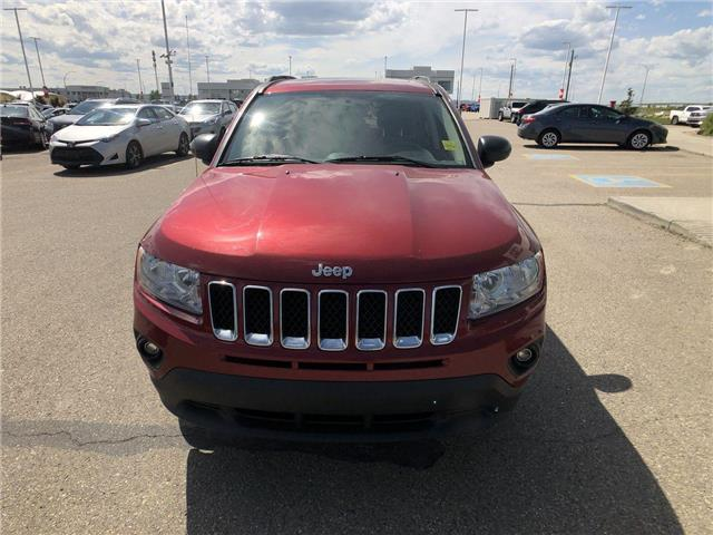 2012 Jeep Compass  (Stk: 2900830B) in Calgary - Image 2 of 16