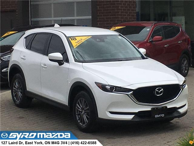 2018 Mazda CX-5 GS (Stk: 28895A) in East York - Image 1 of 28