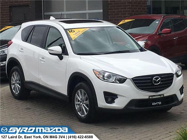 2016 Mazda CX-5 GS (Stk: 28774A) in East York - Image 1 of 30