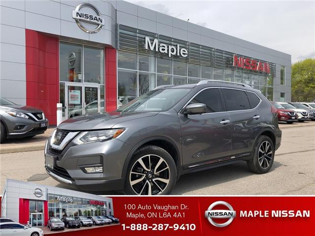 2018 Nissan Rogue Built in Japan! Pro-Pilot!! BOSE! Leather+++ (Stk: UM1475) in Maple - Image 1 of 1