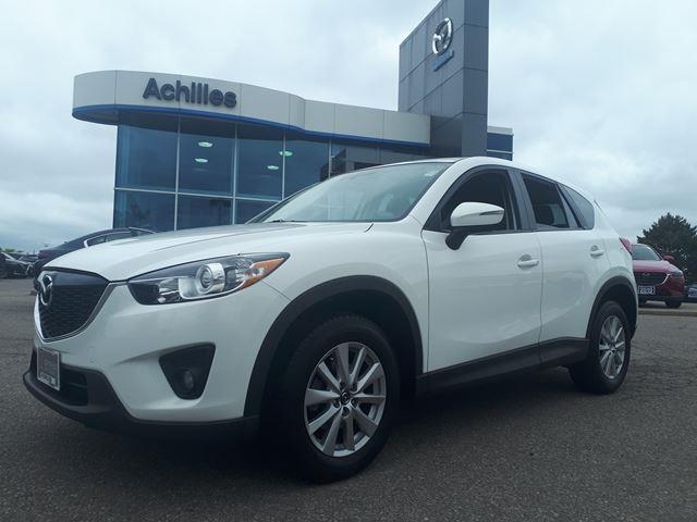 2015 Mazda CX-5 GS (Stk: H1880A) in Milton - Image 1 of 11