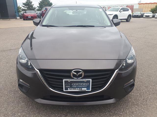 2016 Mazda Mazda3 Sport GS (Stk: P5925) in Milton - Image 2 of 11