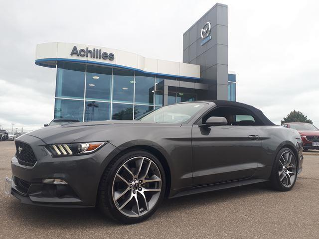 2017 Ford Mustang EcoBoost Premium (Stk: L1081A) in Milton - Image 7 of 15