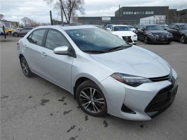 2018 Toyota Corolla LE (Stk: 16128A) in Toronto - Image 1 of 17