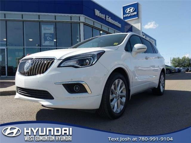 2017 Buick Envision Premium II (Stk: L0101A) in Edmonton - Image 1 of 29