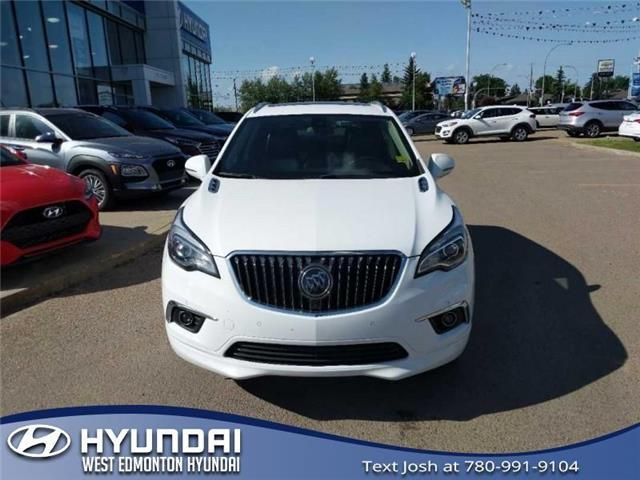2017 Buick Envision Premium II (Stk: L0101A) in Edmonton - Image 3 of 29